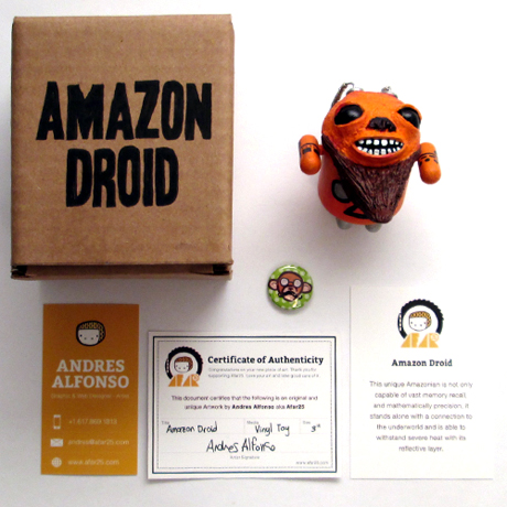 Amazon Droid Package