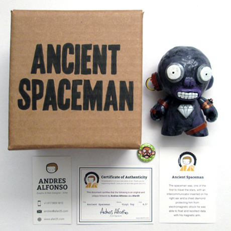 Ancient Spaceman Package