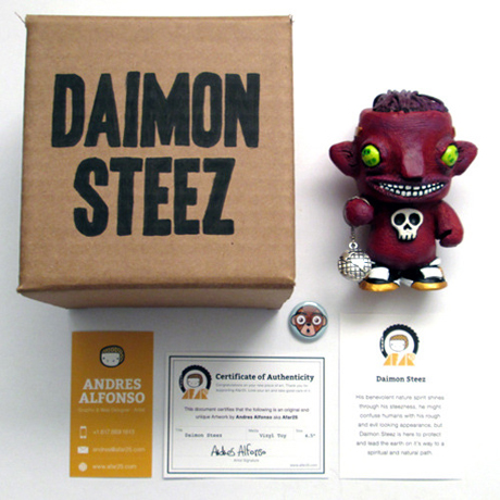 Daimon Steez Package