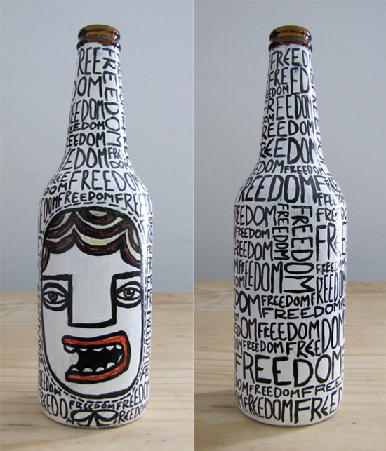 Freedom Bottle