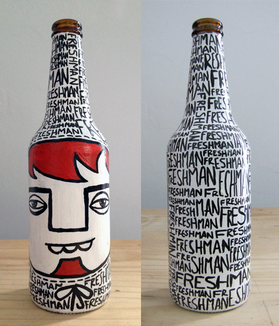 Freshman Bottle