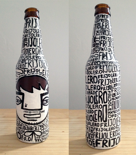 Frijolero Bottle