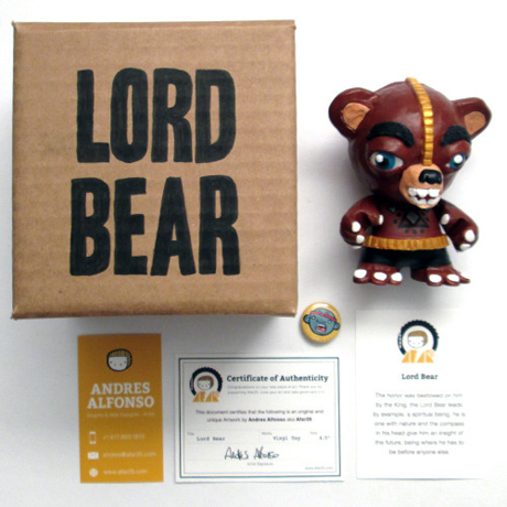 Lord Bear Package