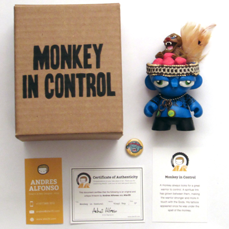Monkey in Control Package