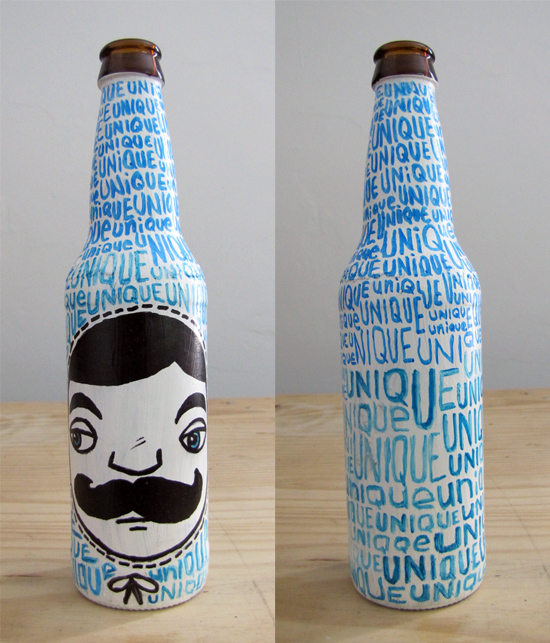 Unique Bottle